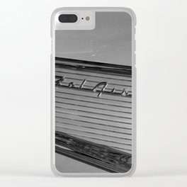 57 Chevy BelAir Clear iPhone Case