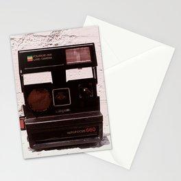 Sun 660 AF, 1981 Stationery Cards
