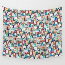 Dogcity Wall Tapestry