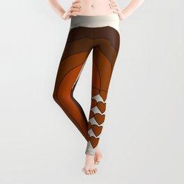 Cocoa Sweetheart Rainbow Leggings