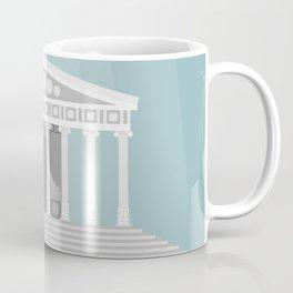 World Wonder: Temple of Artemis at Ephesus Coffee Mug
