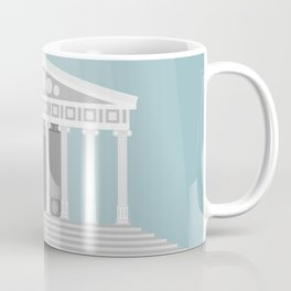 World Wonder: Temple of Artemis at Ephesus Coffee Mug