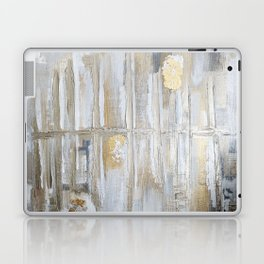 Metallic Abstract Laptop & iPad Skin