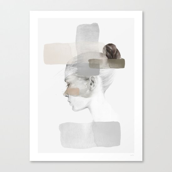 InsideOut II Canvas Print