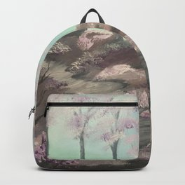 My cherry way - Spring blossoms Backpack