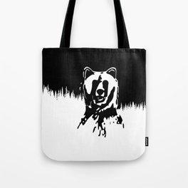 Bear Spirit Tote Bag