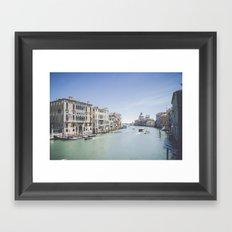 Venezia I Framed Art Print