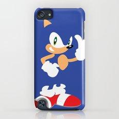 Sonic the Hedgehog - SEGA - Minimalist iPod touch Slim Case