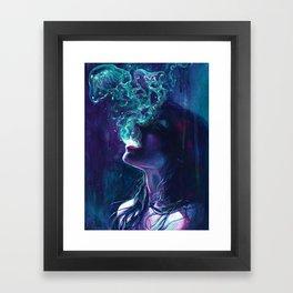 The Ghostmaker Framed Art Print