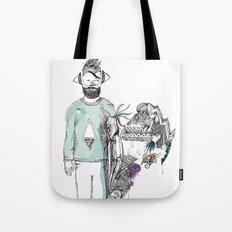 Who am I? Tote Bag