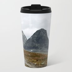 We Stand Together (Two Mountains, Norway) Metal Travel Mug
