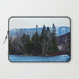 Blue Mountain River Laptop Sleeve