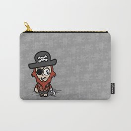Dumb Pirate Carry-All Pouch