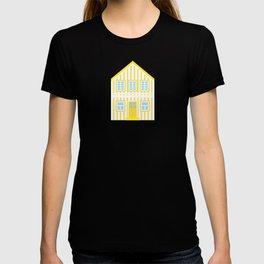 Yellow Costa Nova House T-shirt