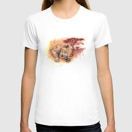 Sweet Dreams - Baby Lion Cub T-shirt