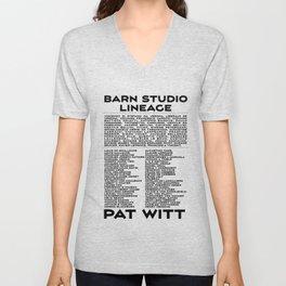 BARN STUDIO ARTIST LINEAGE Unisex V-Neck