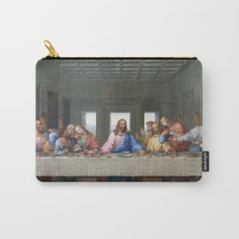 The Last Supper by Leonardo da Vinci Carry-All Pouch