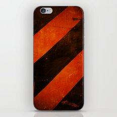 LAST WARNING! iPhone & iPod Skin