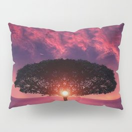 Sunset On The Sea Pillow Sham