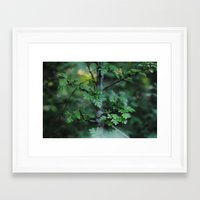 oregon Framed Art Prints featuring Oregon by Megan Simonson Photography