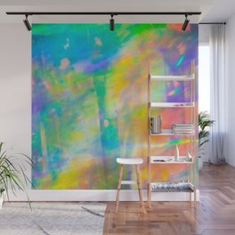 Prisms Play of Light 3 Wall Mural