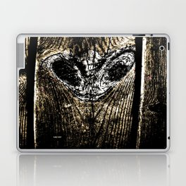 Floorboard alien wasp type thing Laptop & iPad Skin
