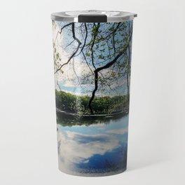 Pond Views Travel Mug