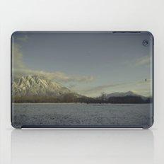 snow elk iPad Case