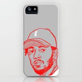 Kdot iPhone Case