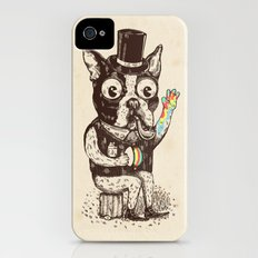 Strange Dog Slim Case iPhone (4, 4s)