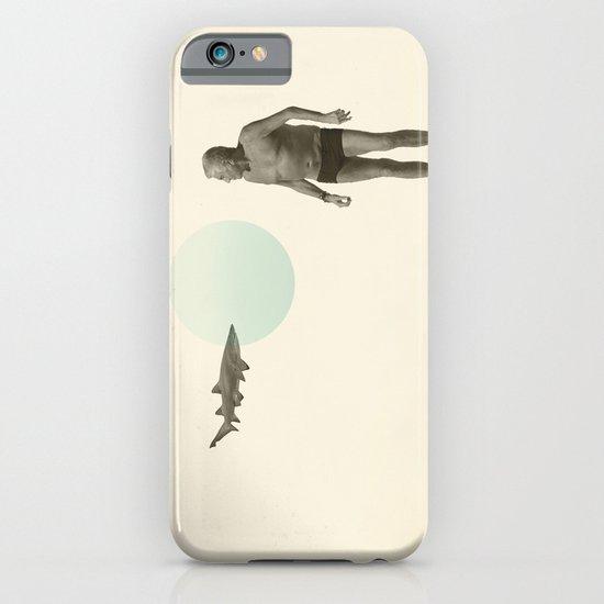 shark bate iPhone & iPod Case