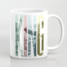King - Martin Luther King Coffee Mug