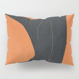 Abstract Nude I Pillow Sham