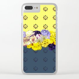 Sun in sea Clear iPhone Case