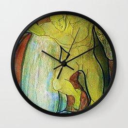 CRÁNEOS 13 Wall Clock