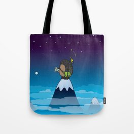 Where The Hell Am I ? Tote Bag