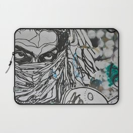 I Know you.. Laptop Sleeve