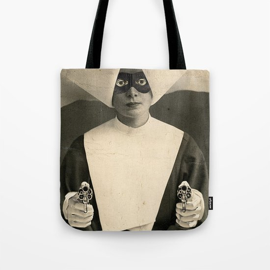 SARCHOTIC:  ANOTHER CHEAP TRICK Tote Bag