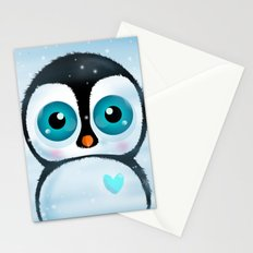 Joc the Penguin Stationery Cards
