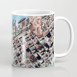 The Seattle Doomsday Map Coffee Mug