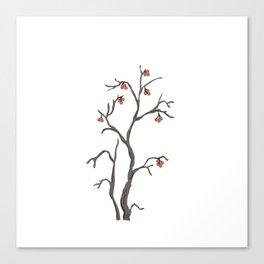 Rowan Tree Canvas Print
