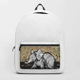 Happy Little Elephant Backpack