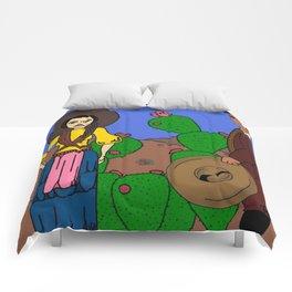 Dessert together Comforters
