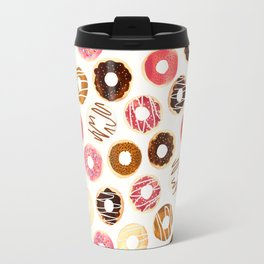 Donuts For Days Travel Mug