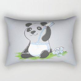 Panda in my FILLings Rectangular Pillow