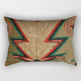 Slotted 3 Rectangular Pillow