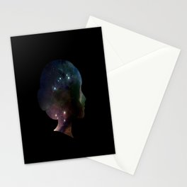 SPACEFACE Stationery Cards