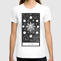 tarot T-shirts featuring Star Tarot by Corinne Elyse