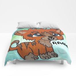 Tiger Kitten Comforters