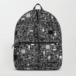 Serious Circuitry Backpack